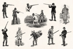 Hunting – Vintage Engraving Illustrations by Graphic Goods 05