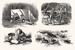 Hunting – Vintage Engraving Illustrations by Graphic Goods 11
