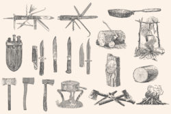 Adventure – Vintage Engraving Illustrations 07