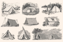 Adventure – Vintage Engraving Illustrations 08