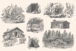 Adventure – Vintage Engraving Illustrations 10