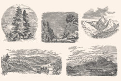 Adventure – Vintage Engraving Illustrations 11