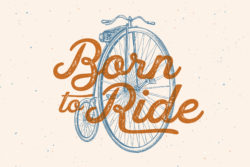 Bicycles – Vintage Illustration Set by Graphic Goods 08