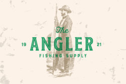 Fishing – Vintage Illustration Set by Graphic Goods 03