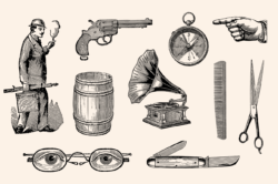 Free Vintage Illustrations by Graphic Goods Vol 2 – preview02